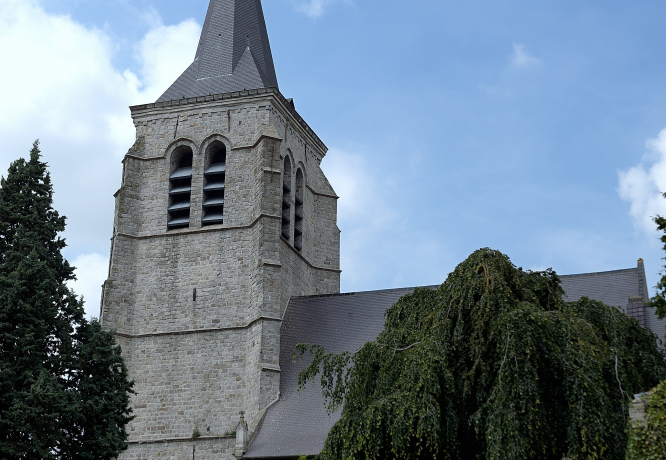 eglise de lewarde