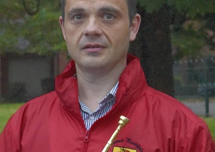 Parcours d'un musicien : Sébastien PRONIER, Directeur de l'école de musique et chef de l'harmonie municipale