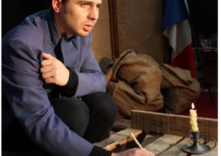 """Spectacle """"mémoire d'un rat"""" offert par la Communauté de Communes Coeur d'Ostrevent (CCCO)"""
