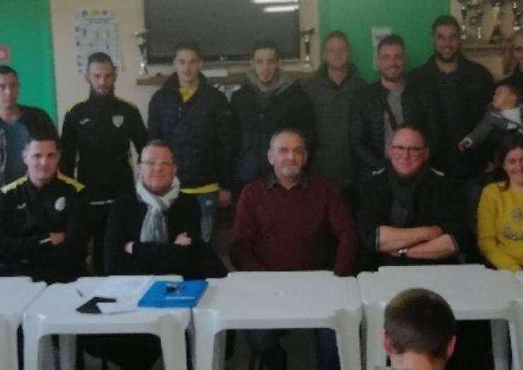 Assemblée Générale de l'USL (Union Sportive Lewardoise) football