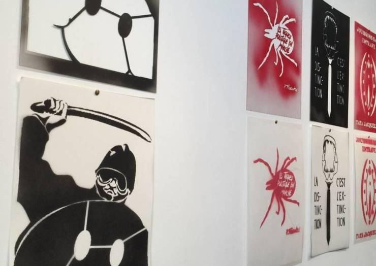 Portes ouvertes des ateliers d'artistes les 12,13 et 14 octobre