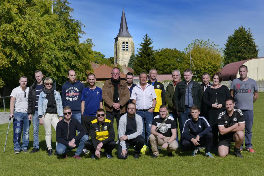Assemblée Générale de l'Union Sportive Club Lewardois : Football