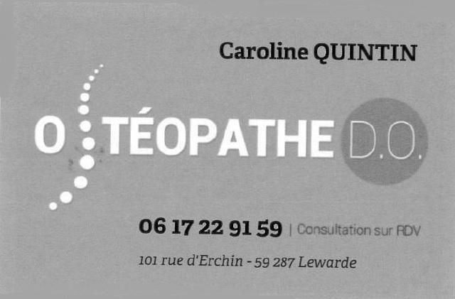 Une nouvelle ostéopathe à Lewarde