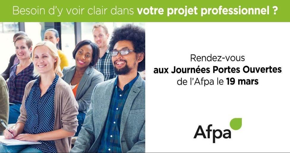 Journée portes ouvertes de l'AFPA