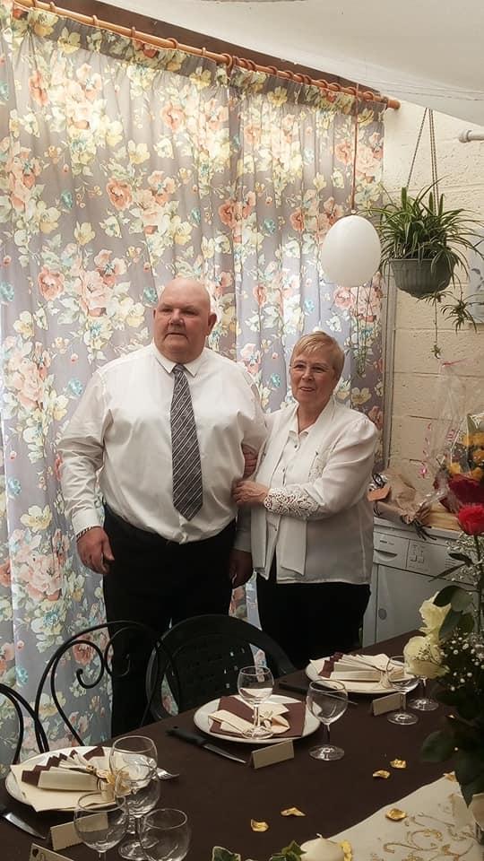 Noces d'or : 50 ans de mariage
