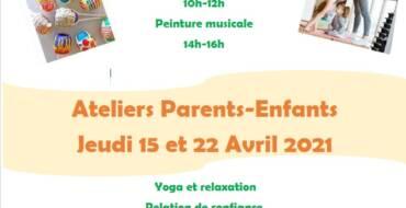 Atelier parents/enfants de culture et liberté