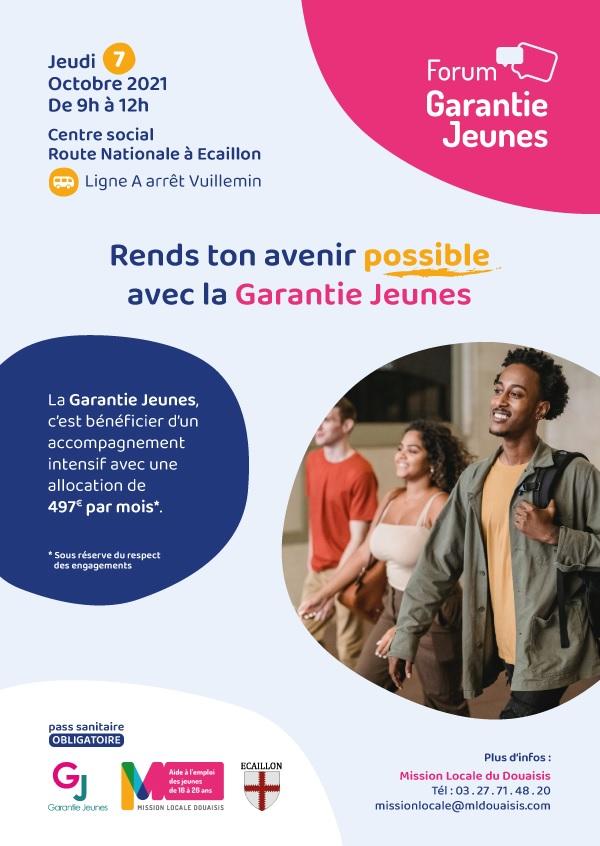 Forum garantie jeunes